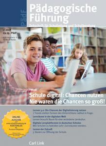 Pädagogische Führung Zeitschrift für Schulleitung und Schulberatung